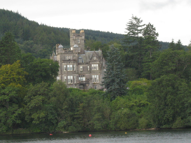 Scotland--Loch Loman - Regal Princess