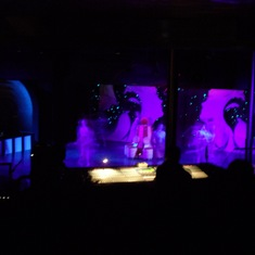 Fantasia Main Show Lounge