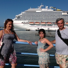 cruise on Carnival Dream to Caribbean - Western