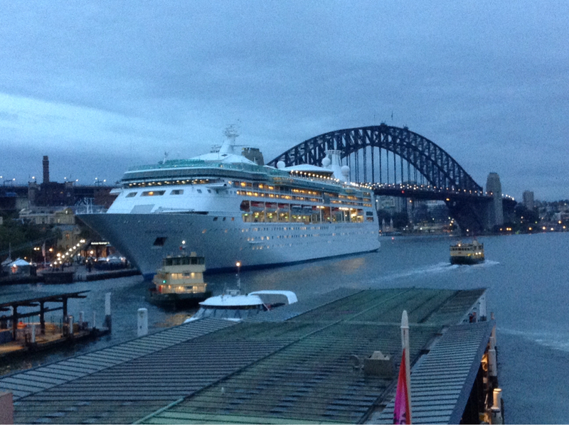 Rhapsody In Sydney - Rhapsody of the Seas