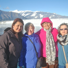 Cruise Glacier Bay - Took the folks on this one..