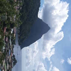 Castries, St. Lucia - Mount Pyton, St. Lucia