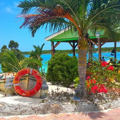 Half Moon Cay, Bahamas (Private Island) - Love.