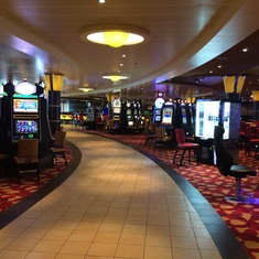 Casino - Carnival Sunshine