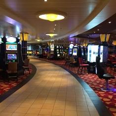 Casino - Carnival Sunshine