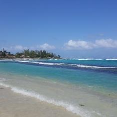 Bamboo Blu Beach, Jamaica