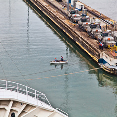Panama Canal Passage 2015