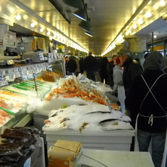 Pike Place Market Fresh Fish!