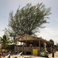 Freeport, beach access food