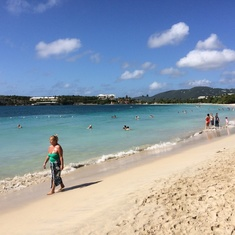 Beach St. Thomas