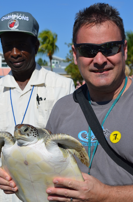 turtle farm, Grand Cayman - Celebrity Equinox