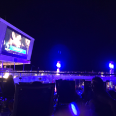 Carnival''s SeasideTheater on Carnival Conquest