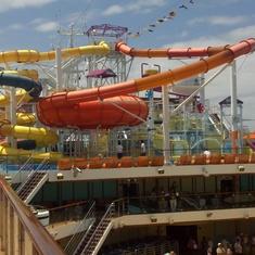 cruise on Carnival Magic to Caribbean - Western