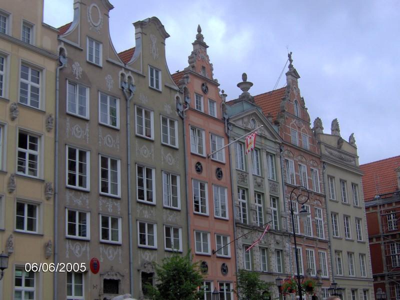 Gdansk (Danzig), Poland - Poland