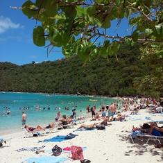 Margen Beach