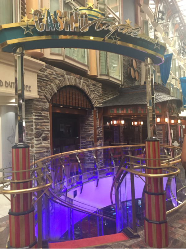 Independence Of The Seas Features And Amenities