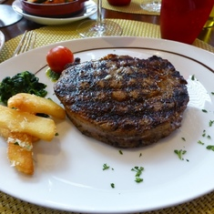Celebrity Constellation - Steak in Tuscan Grill