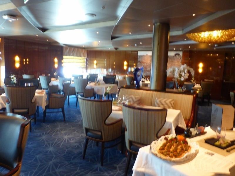 Pinnacle Grill Steakhouse - Koningsdam
