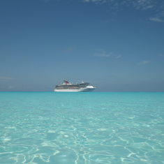 Love Half Moon Cay