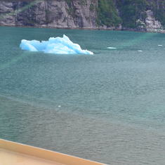 cruise on Norwegian Jewel to Alaska - Inside Passage