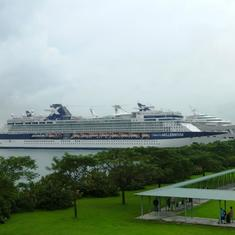 Celebrity Millennium in Singapore