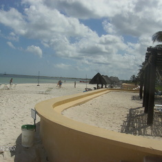 Progreso (Merida), Mexico - Progreso-private beach excursion-ocean & beach view