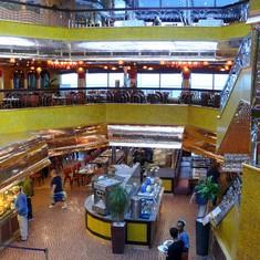Juventas Cafeteria on Costa Serena