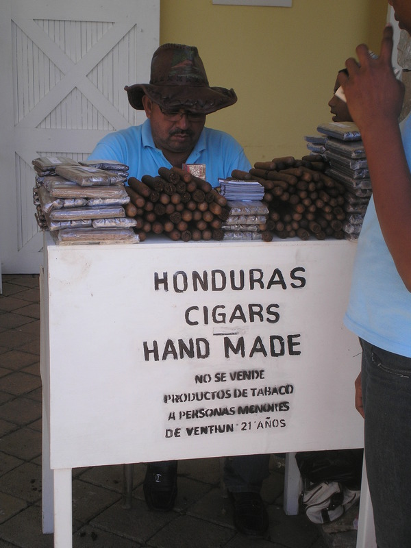 Photo Of Norwegian Jewel Cruise On Jan 19 2014 Honduras Hand Rolled
