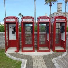 Call from Bermuda Dockyard