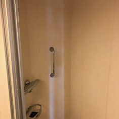 Walk in shower cabin 9233