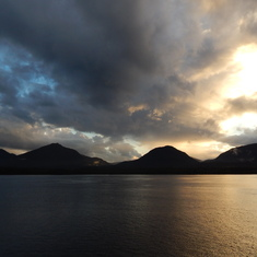 Ketchikan Sunset