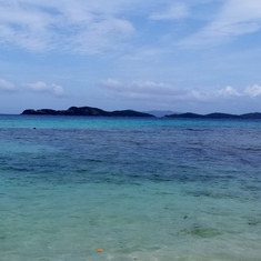 Charlotte Amalie, St. Thomas - Snorkeling on Sapphire Beach, St Thomas