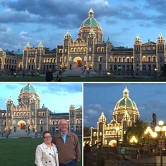 Parliament of Victoria, British Columbia