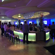 Martini Bar on Celebrity Silhouette