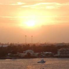 George Town, Grand Cayman - Sunrise at Grand Caymans