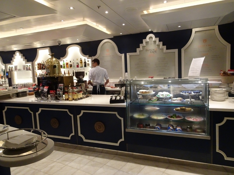Grand Dutch Cafe - Koningsdam