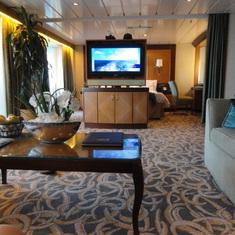 Freedom - Owner Suite Living/Bedroom
