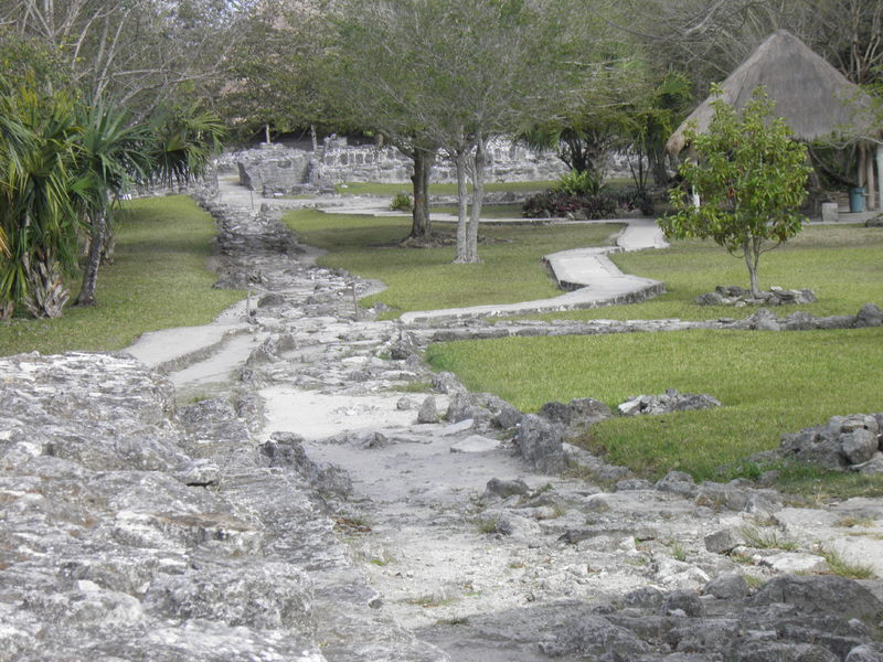 Mayan Ruins Cozumel - Brilliance of the Seas