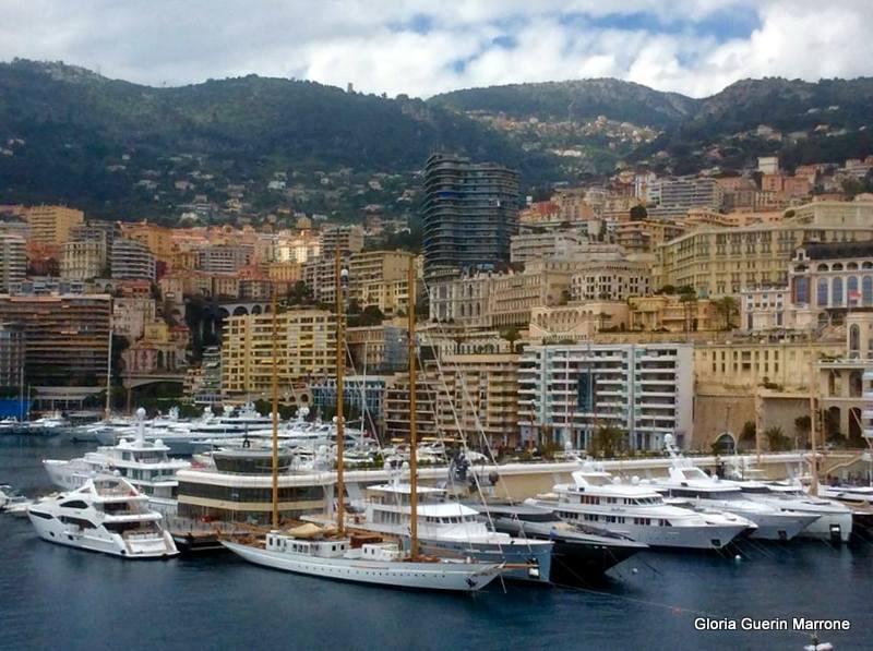 Monte Carlo, Monaco - Amsterdam