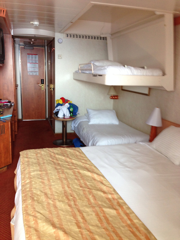 Our Cabin 6249 - Carnival Legend