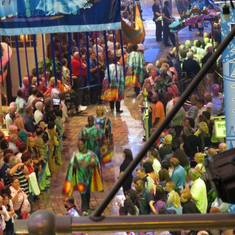 The Bon Voyage Parade