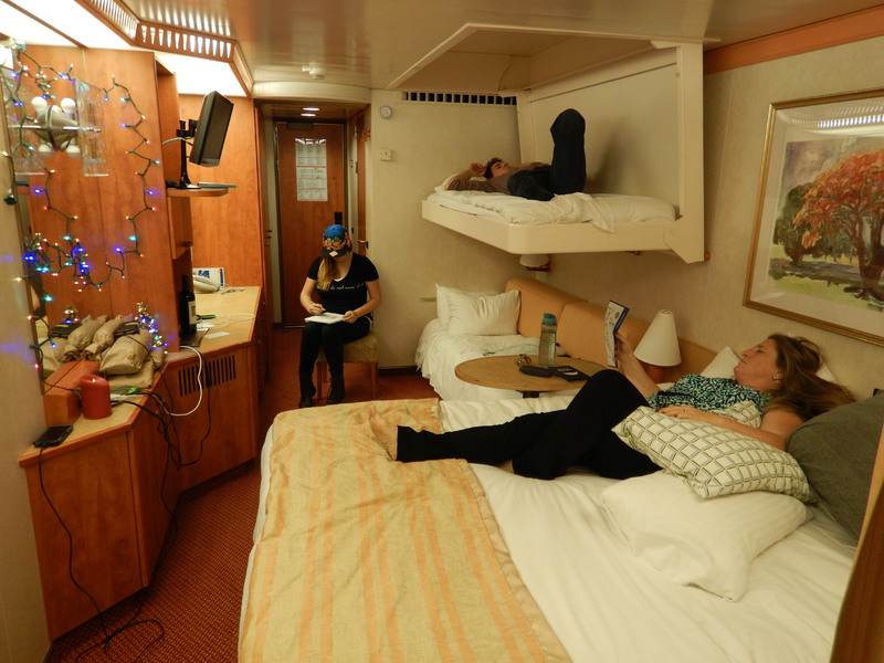 Balcony Cabin 7294 On Carnival Miracle Category 8d
