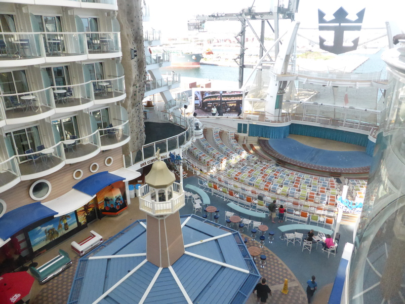 Boardwalk - Allure of the Seas