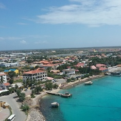 Bonaire: a surprise port and every bity as nice as St.Martin