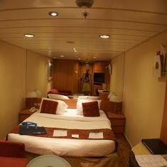 Inside cabin 8019