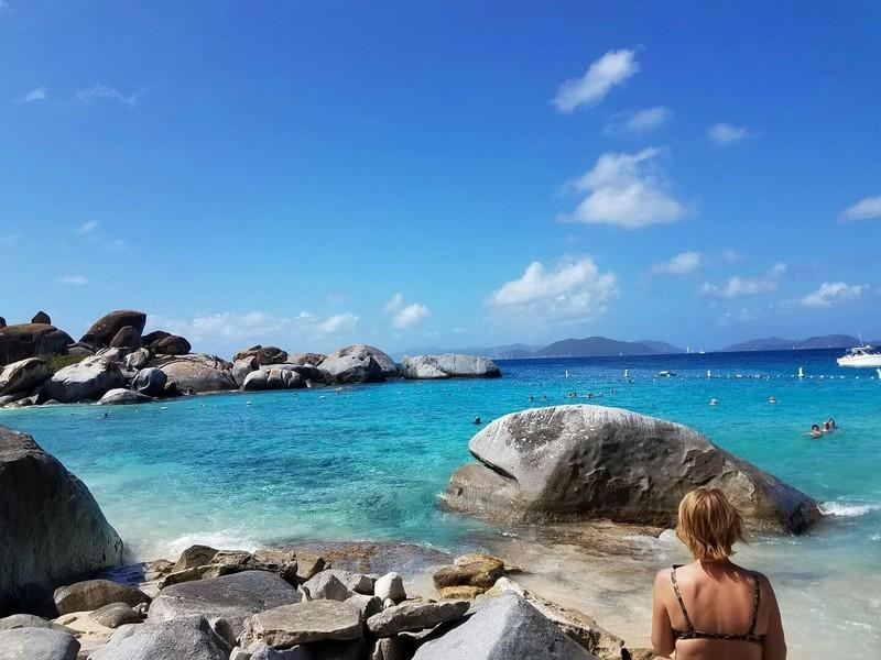 Celebrity EDGE in Tortola, British Virgin Islands cruise ...