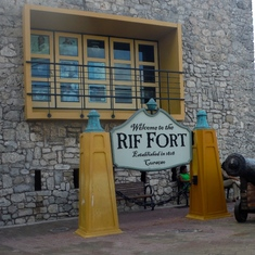 Willemstad, Curacao - Riff Fort