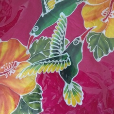 Caribelle Batik cushion covers, St. Kitts