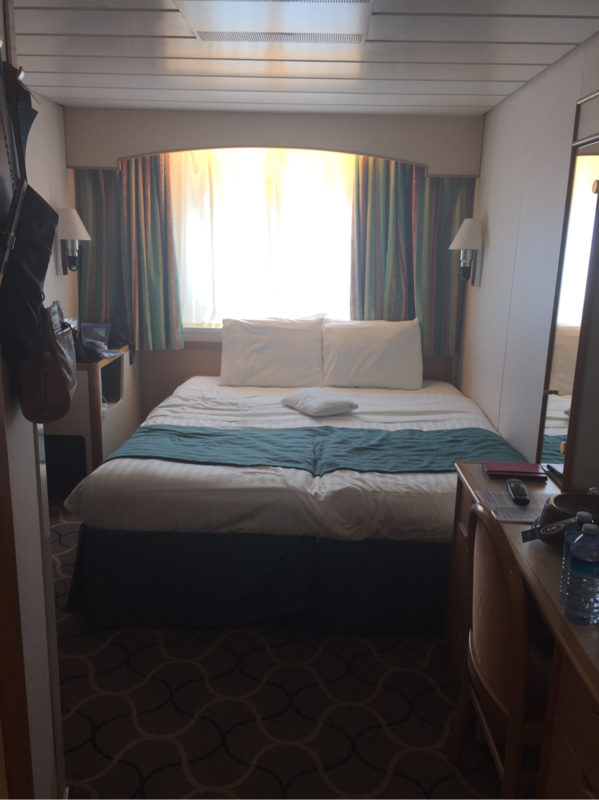 Oceanview Cabin 6590 On Majesty Of The Seas Category Wd