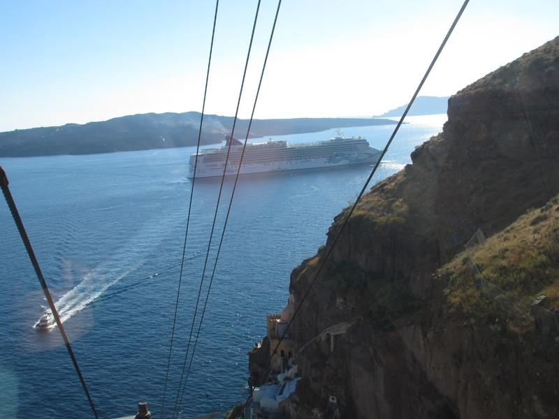 Photo Of Norwegian Jade Cruise On May 02 2015 View Of